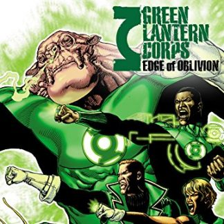 Green Lantern: Edge of Oblivion