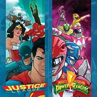 Justice League/Power Rangers