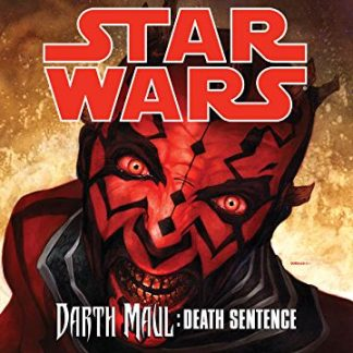 Darth Maul: Death Sentence